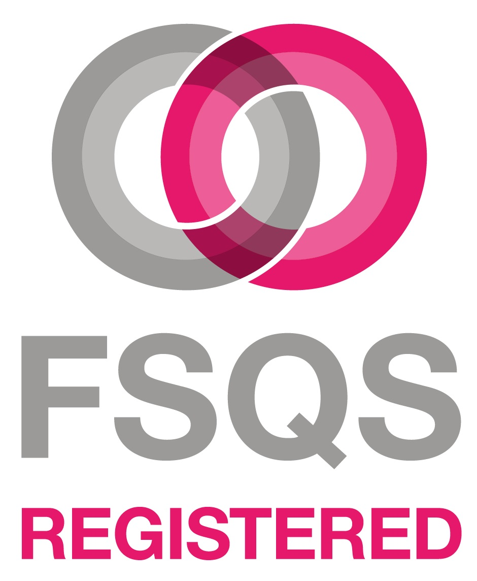 FSQS registered certificate